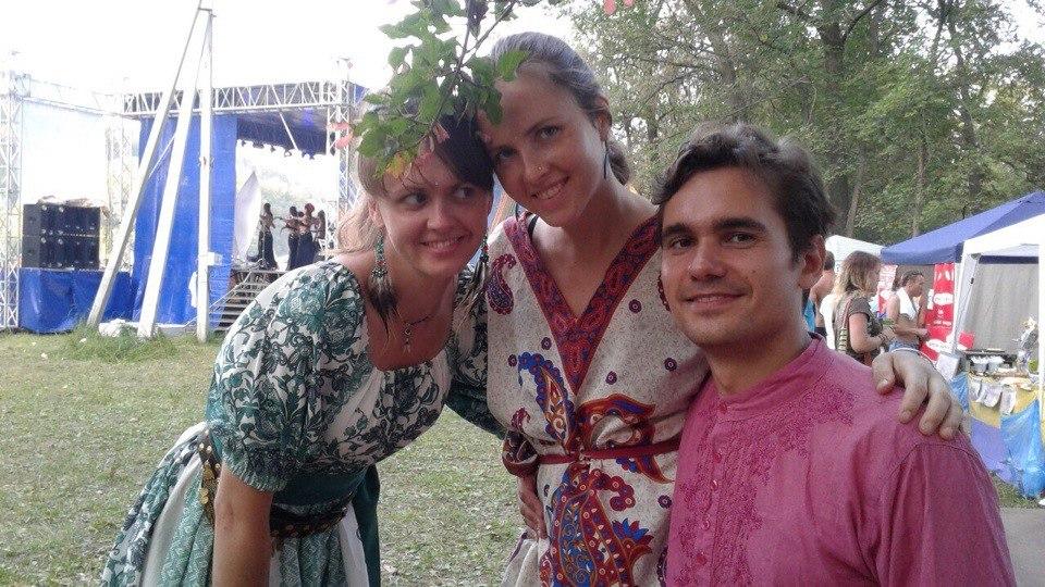 Фестиваль «Протока» в Самаре