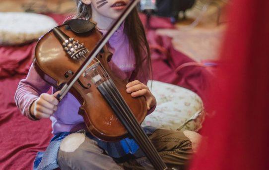 Фото концерта Jeeva на фестивале «Ситар в Петербурге»