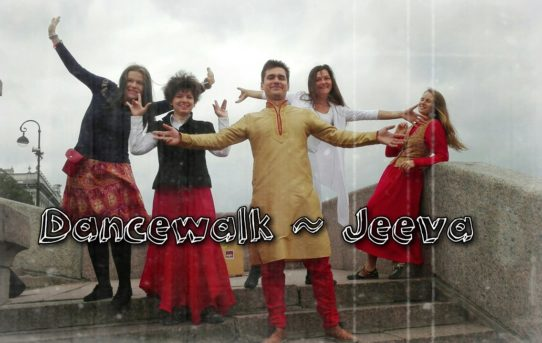 Dancewalk ~ Jeeva